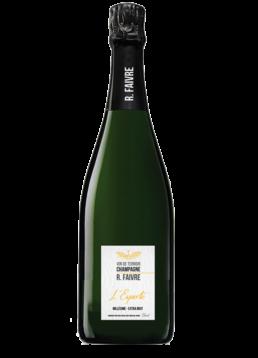 cuvée l'experte champagne millésime