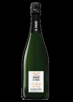 Cuvée champagne blanc de blancs