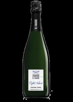 Cuvée Reflet naturel Champagne Blanc de Noirs Extra brut
