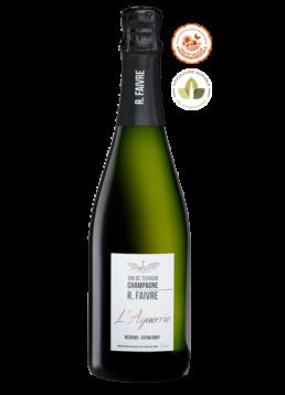 Cuvée Assemblage champagne L'Aguerrie