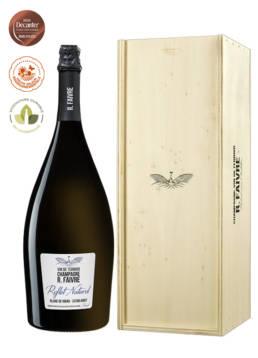 Jeroboam - cuvée Reflet Naturel Champagne Blanc de Noirs Extra brut